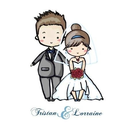 Tristan+Lorraine Chibi